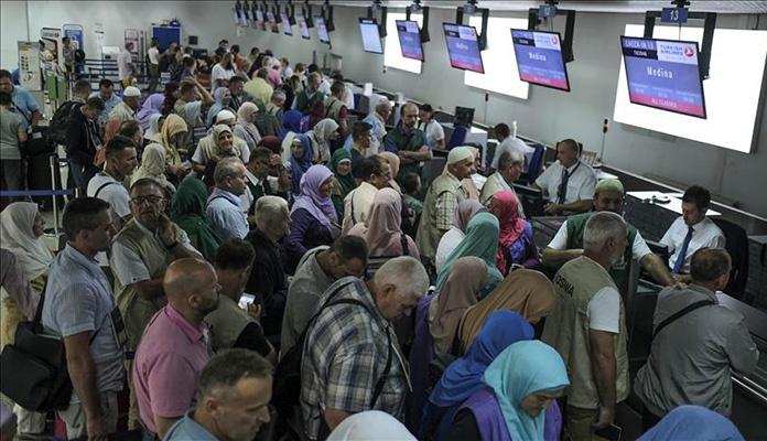 Vjernici iz BiH krenuli na put ka Medini