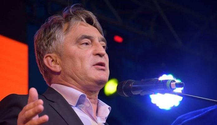 Željko Komšić hospitaliziran zbog upale pluća