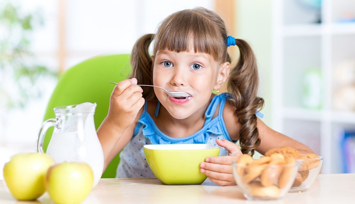 Kako podsticati djecu da jedu zdravu hranu?