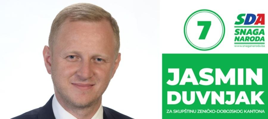 PROMO / Jasmin Duvnjak kandidat za Skupštinu ZDK