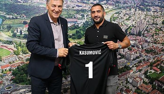 Gradonačelnik Kasumović primio delegaciju NK Čelik