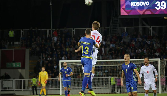 Fudbaleri Kosova neće moći igrati sa timovima iz BiH, Srbije i Rusije