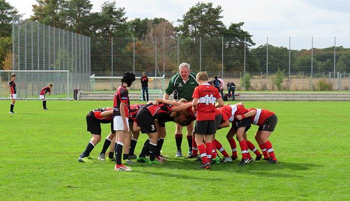 U Zenici održan Drugi Kids Rugby Fest, učestvovalo 450 djece iz četiri države