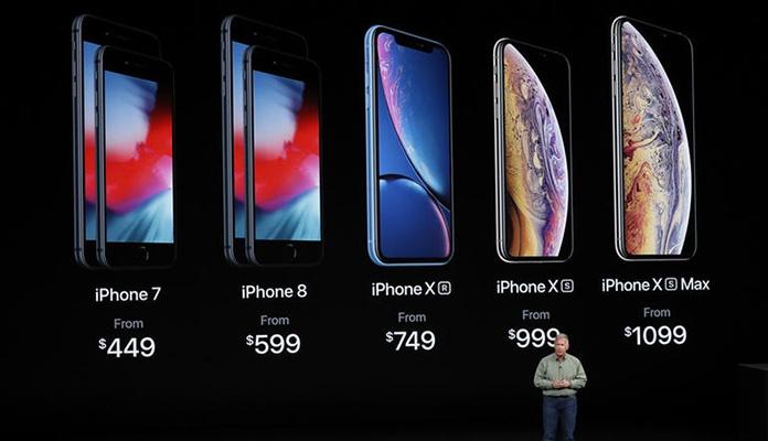 Apple predstavio tri iPhonea i novi pametni sat