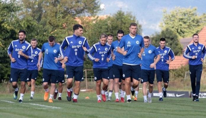 Zmajevi odradili prvi trening u Beču