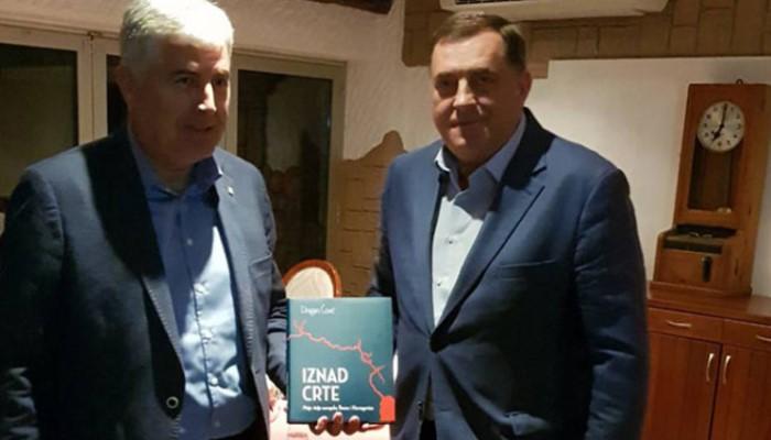 Dodik i Čović dogovorili ubrzano formiranje koalicije na državnom nivou