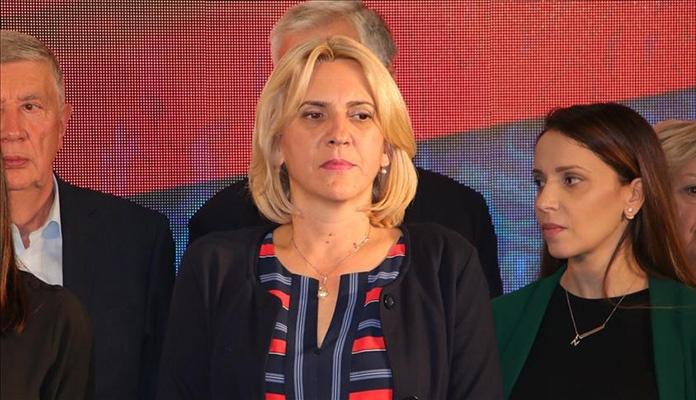 CIK BiH: Željka Cvijanović vodi u utrci za predsjednika RS-a