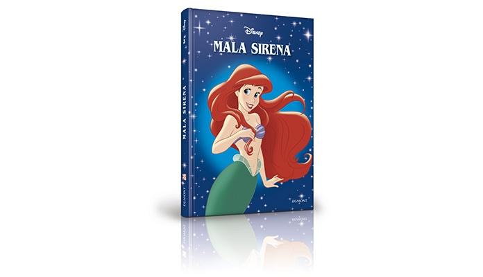 """Disneyjevi klasici – """"Mala Sirena"""" na kioscima od 25. oktobra"""