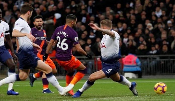 Manchester City savladao Tottenham rezultatom 1:0