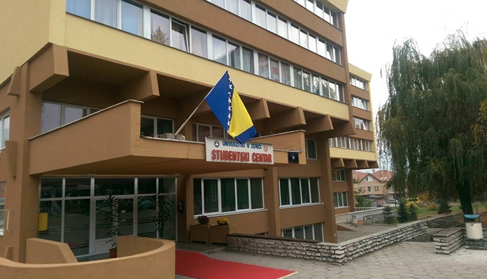 Studentski centar Zenica prima 220 studenata