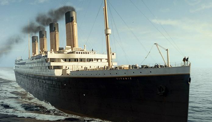 """Kopija čuvenog """"Titanika"""" isplovljava 2022. godine"""