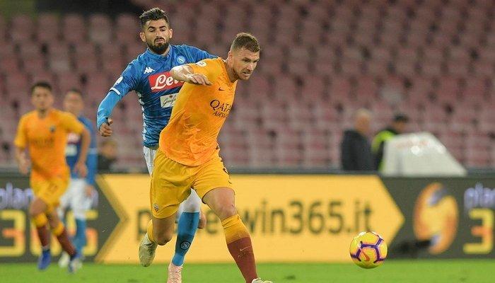Napoli i Roma remizirali, Džeko preuzeo kapitensku traku od De Rossija (VIDEO)