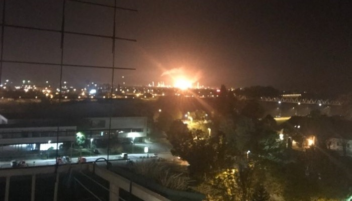 Počela otpuštanja radnika u Rafineriji Bosanski Brod, uzrok havarije još nije poznat (VIDEO)