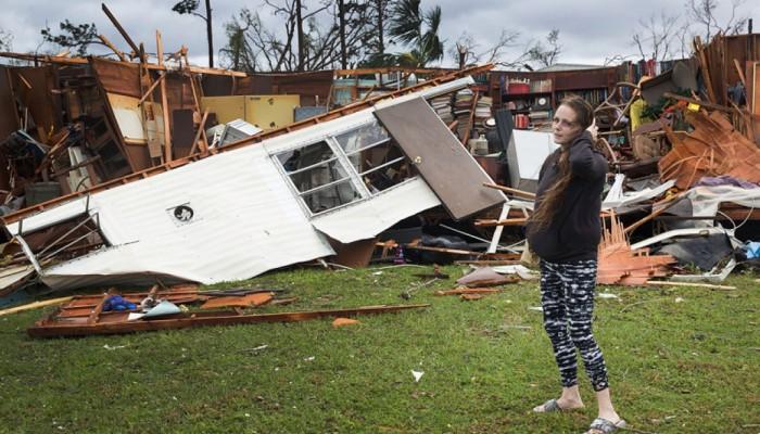 Čudovišni uragan Majkl odnio najmanje jedan život, hiljade domova bez struje (VIDEO)