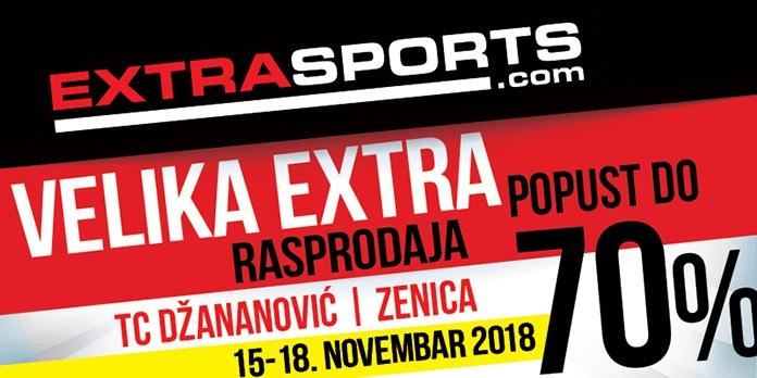Da li ste spremni za Veliku Extra rasprodaju u Zenici?