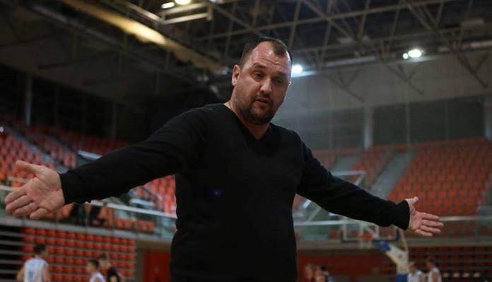 Armel Mujaković nije više trener OKK Čelik