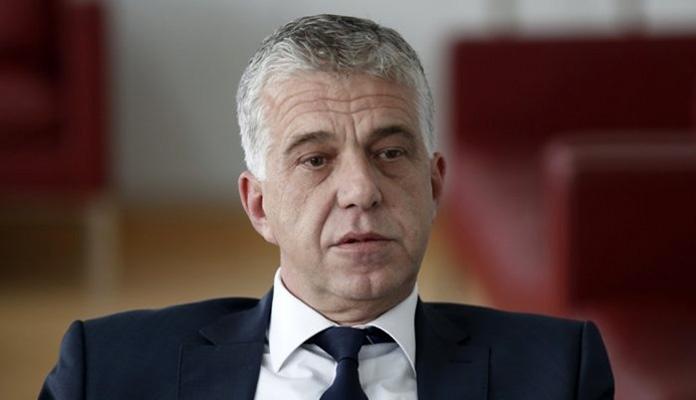 Begić se u utorak pridružuje Osimu i postaje počasni predsjednik Nogometnog saveza BiH