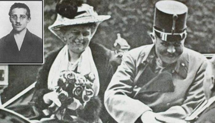 Susret potomaka Franca Ferdinanda i Gavrila Principa