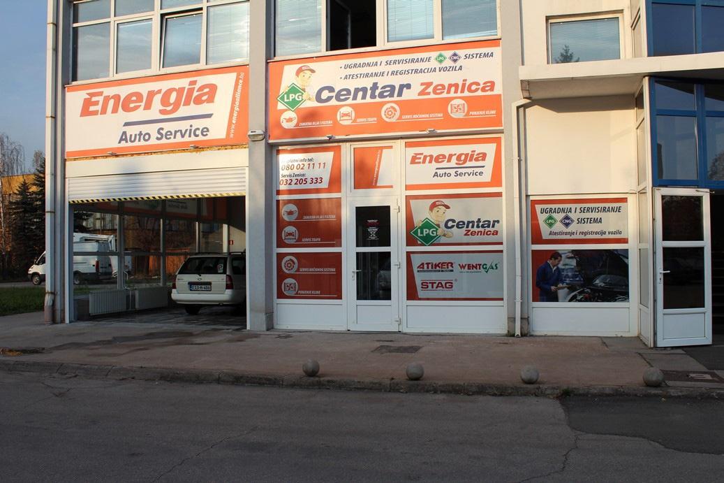 """U Zenici otvoren servis """"Energia Alliance"""" (FOTO)"""