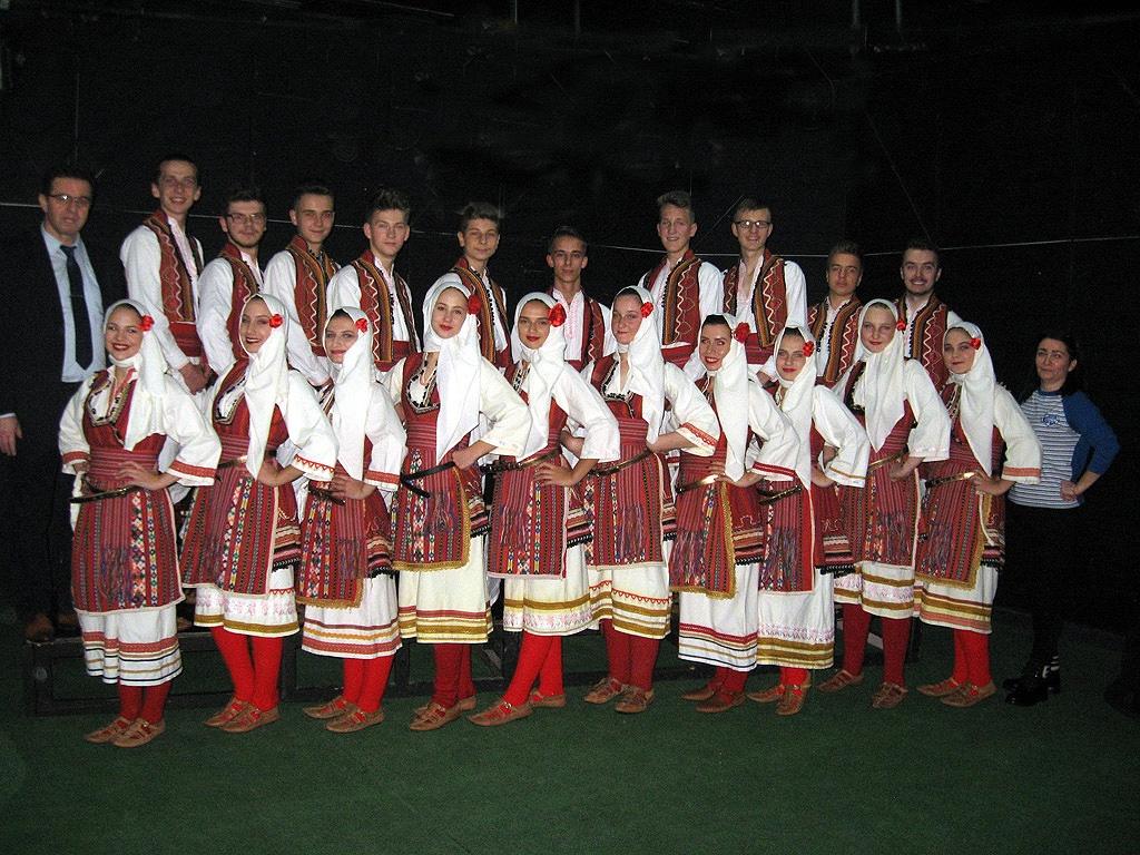 U Zenici održana 16. smotra Folklornih društava BiH (FOTO)