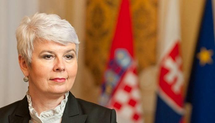 Kosor poručila Čoviću: Želite tamo gdje je Hrvatska, e dušo...