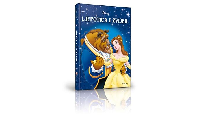 "Disneyjevi klasici – ""Ljepotica i zvijer"" na kioscima od 29. novembra"