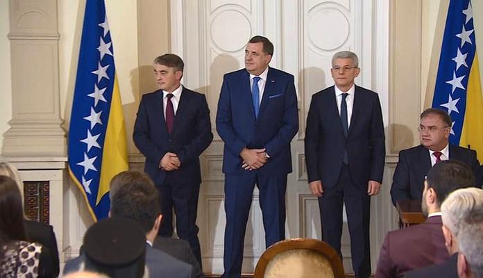 Danas sjednice Predsjedništva BiH, očekuje li nas nova blokada?