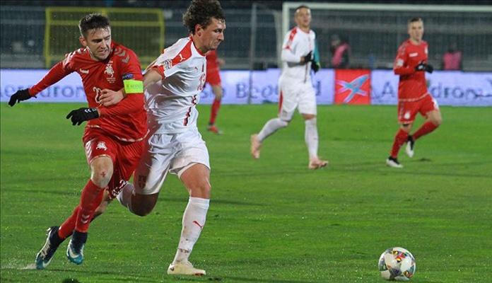 Liga nacija: Srbija se plasirala u grupu B