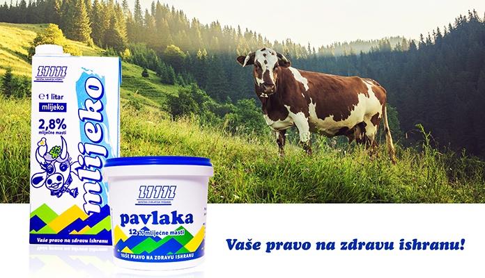 59 godina uspješnog poslovanja Zeničke industrije mlijeka