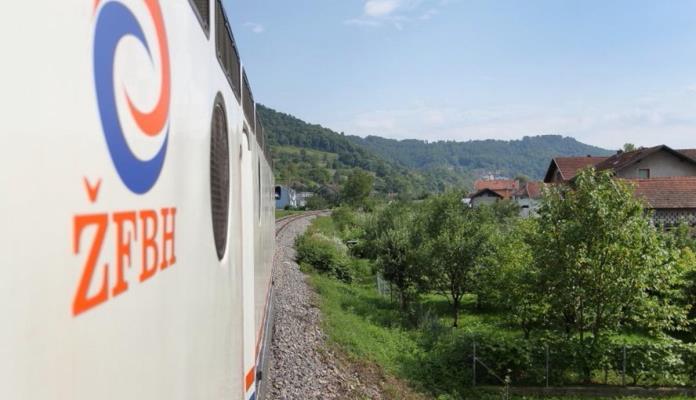 Značajan pad u željezničkom putničkom i teretnom prijevozu