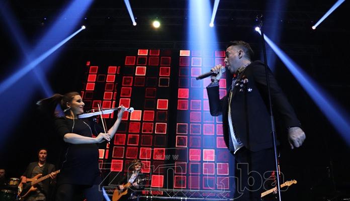 Željko Joksimović održao spektakularan koncert u Zenici (VIDEO+FOTO)