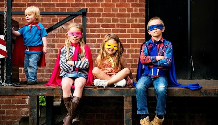 Kako superjunaci utječu na vaše dijete