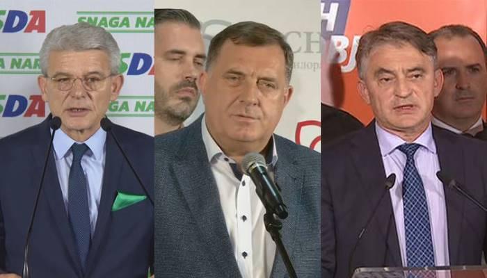 Novoizabrano Predsjedništvo BiH danas preuzima dužnost