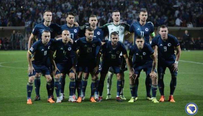 BiH večeras igra protiv Španije
