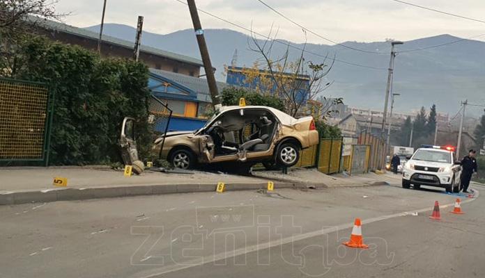 U saobraćajnoj u Zenici jedna osoba smrtno stradala
