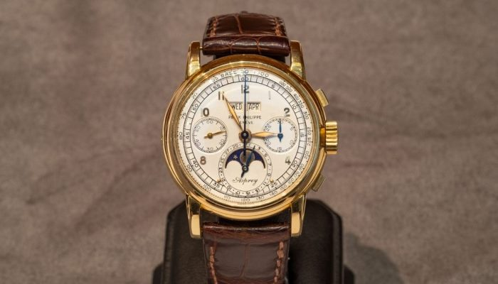 Ručni sat prodat za 3,88 miliona američkih dolara