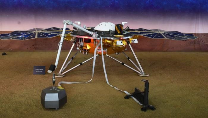 "NASA uspješno spustila sondu ""Insight"" na Mars (VIDEO)"