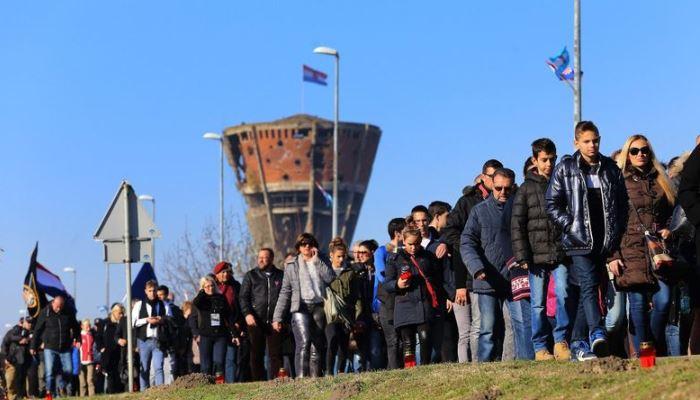 Hrvatska se prisjeća najbolnijih dana grada Vukovara