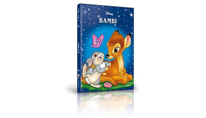 """Disneyjevi klasici – """"Bambi"""" na kioscima od 6. decembra"""