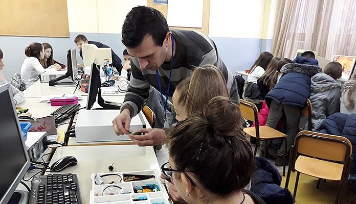 Centar za mlade INPUT organizovao radionice za djecu i mlade