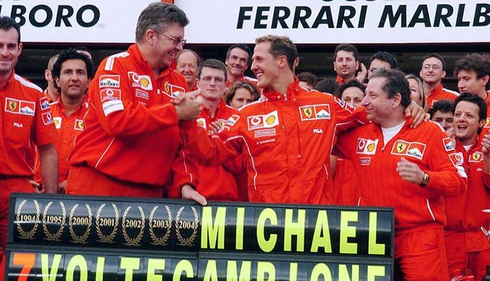 Izložba povodom Schumacherovog 50. rođendana