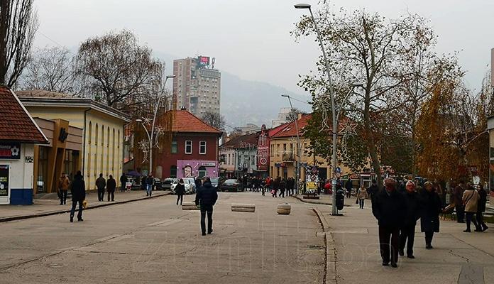U Zenici jutros vazduh ocijenjen kao nezdrav za stanovništvo