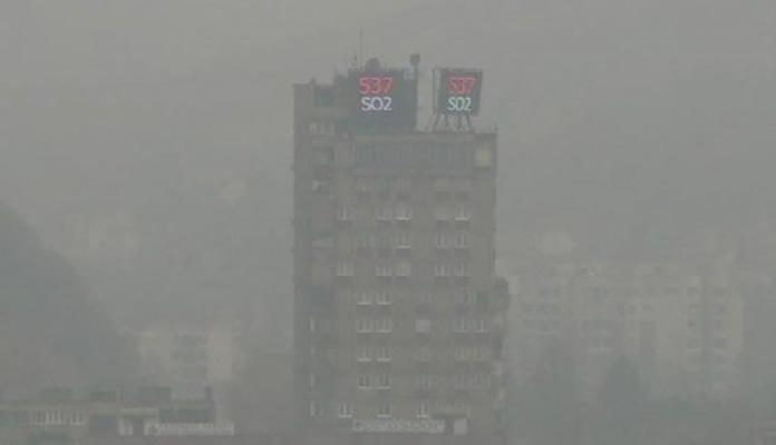 Ponovo povećana zagađenost zraka u Zenici