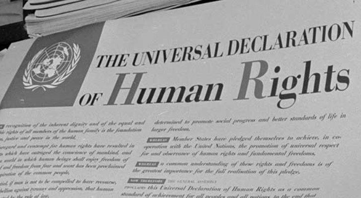 10. decembar – Međunarodni dan ljudskih prava