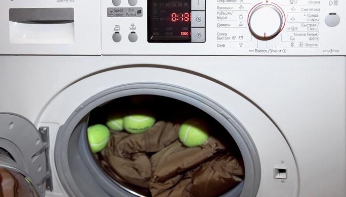 Kako pravilno oprati i osušiti pernatu jaknu