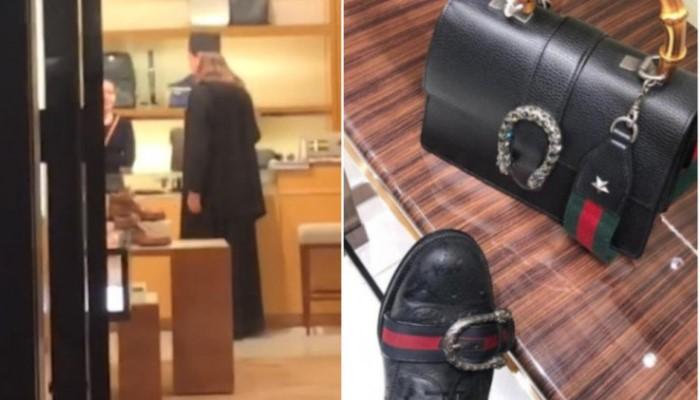 """Sveštenik koji nosi """"Gucci """" i """"Louis Vuitton"""""""
