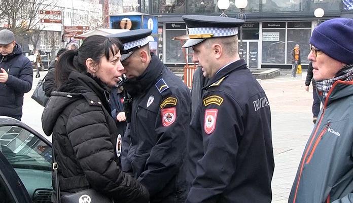 Suzana Radanović dala izjavu u PU Banja Luka
