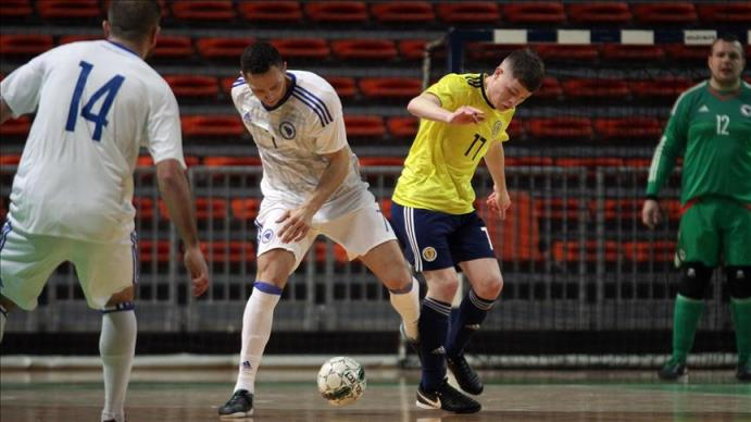 Futsal reprezentativci BiH na turniru u Poreču
