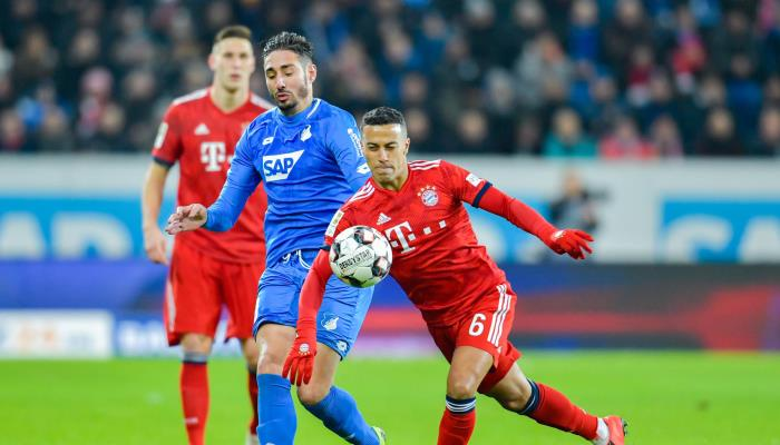 Bayern odnio pobjedu nad Hoffenheimom