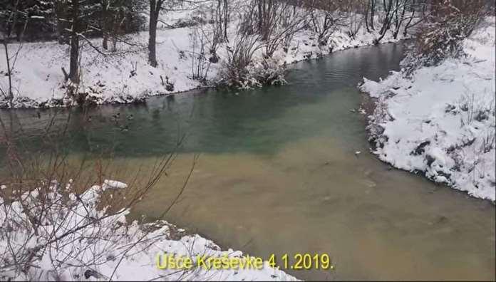 Rijeke zagađene, nadležni ne reaguju (VIDEO)